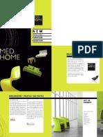Medhome -  Exhibition for Furniture & Design (Greece)_Brochure