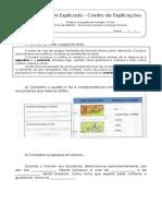 1.1.3 Ficha de Trabalho - Os recursos naturais e a fixação humana (1)
