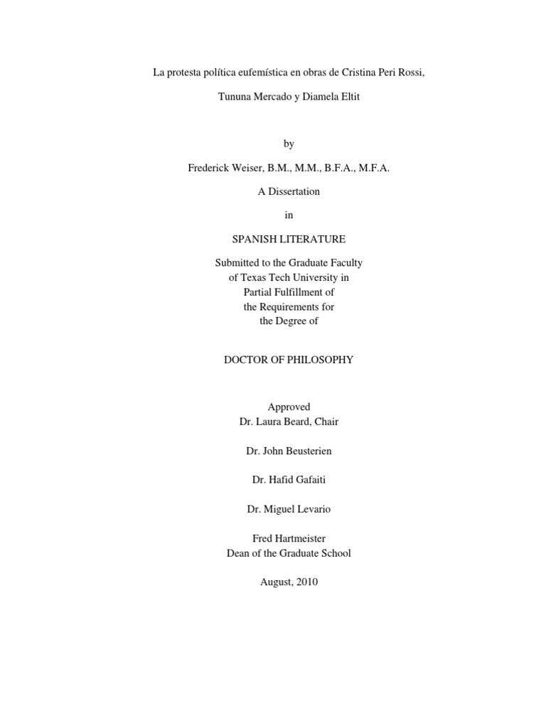 Weiser Dissertation