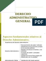 1. Aspectos Fundamentales Relativos Al Derecho Administrativo