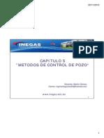Capitulo 5. Metodos de Control de Pozos