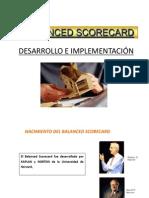 Balance Score Card Presentacion