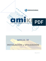Manual Amikit3.0web
