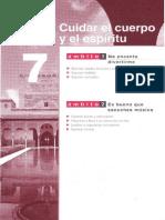 Cuaderno de ejercicios SUEÑA A1-A2 parte 7