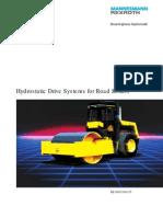 Sistemas Hidrostáticos para Rodillos Vibratorios