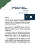 Leff. Globalización, Racionalidad.pdf