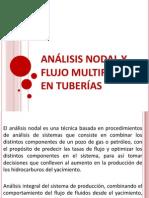 ANÁLISIS NODAL Y TIPOS DE FLUJO EN TUBERÍAS.pptx
