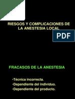 riesgos y complicaciones de la anestesia general 22.ppt