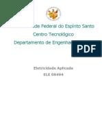 Apostila - Eletricidade Aplicada - versão 3