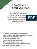 Economía y sustentabilidad