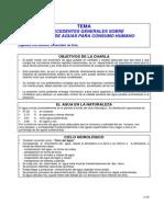 Fuentes de Agua Potable_Parametros de Calidad e Instructivo