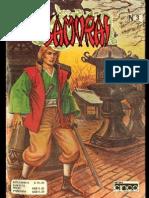 003 Samurai John Barry