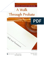 A Walk Through Wyoming Probate