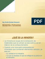 Presentación Nº 3 Mineria Peruana.pdf