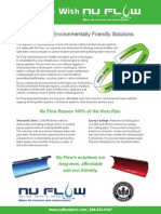 Green Flyer - Print Quality