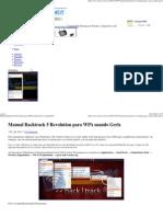 Manual Backtrack 5 Revolution Para WPA Usando Gerix _ CompraWifi