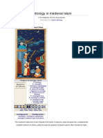 Astrology in Medieval Islam