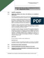 Sp-02 Especificaciones Tecnicas - Arquitectura