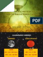 calendario biblico 6010 - 6011