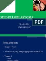 Slide Medulloblastoma
