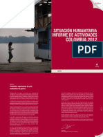 Colombia Report 2012