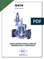 Reg. de Presion