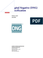 DNG file specification