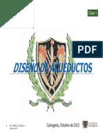 Diseño de Acueducto - Clase 1