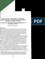 1. Montealegre, Diana - Entre el Derecho Internacional y la Movilización Social