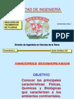 AMBIENTES SEDIMENTARIOS 2