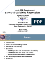 EIV Regression - Final - May 2007