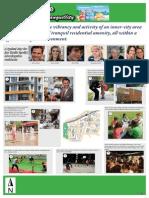 Morningside Auckland Masterplan, Structure Plan