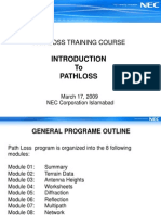 Pathloss Training NEC.ppt