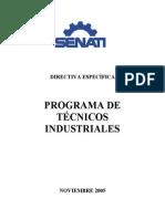 Sen Dire- 03 Tecnicos Industriales .PDF