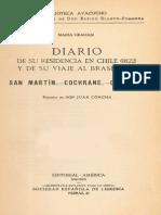 Diario María Graham