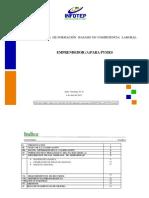 Emprendedor _a_ Para Pymes, Infotep - Oit-1