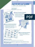 Projet 1 - Le Magazine de La Classe