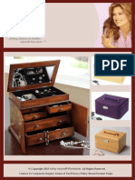 kathy ireland Home by East West Basics Jewelry Boxes