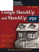 Google SketchUp and SketchUp Pro 7 Bible (2009)