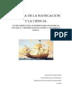Historia de la Navegación y la ciencia