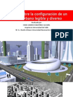 CONFIGURACION DE UN CENTRO LEGIBLE Y DIVERSO