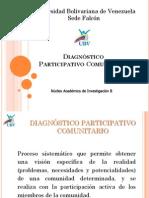 Diacnostico Participativo Comunitario Venezuela