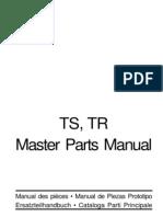 Lister Petter Ts-tr Parts Manual