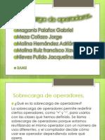 Sobrecarga de Operadores (01)