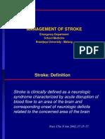 management of stroke.ppt