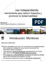 Wwf Monitoreo Independiente