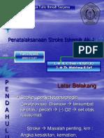 Penatalaksanaan Stroke Iskemik Akut.ppt