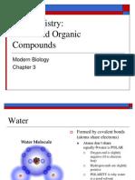 Intro Biochemistry