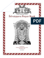 Srivaishnava Prayer Book 2013
