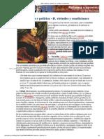 (96) Católicos y política –II